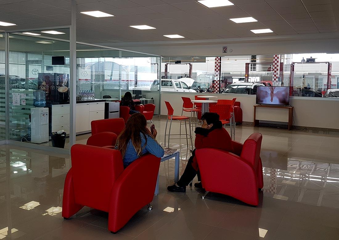 Toyota El Centro >> Servicio | Taller de servicio | citas de servicio | Toyota ...